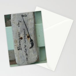 Bienvenus Stationery Cards