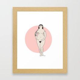 Happily Together Framed Art Print