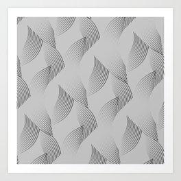 Pattern #9 Art Print