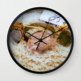 Jewelry by E 3 Wall Clock