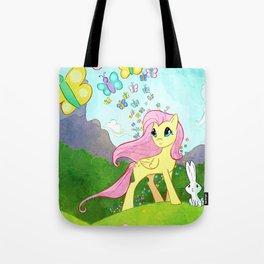 My Little Ponies Fluttershy Tote Bag