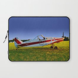 Tow Plane, Philadelphia Glider Council Laptop Sleeve