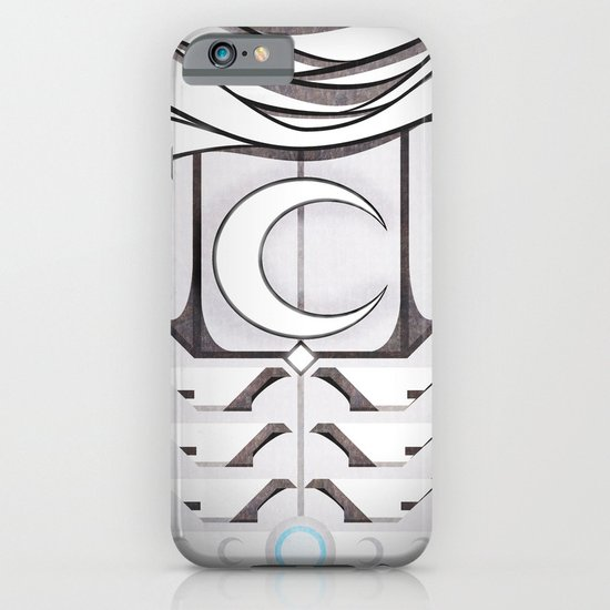 Moonlight Knight iPhone & iPod Case