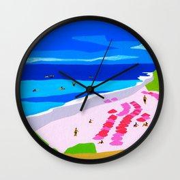 Dreamlands Wall Clock