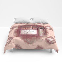 Nicotine Comforters