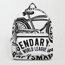 Classic Bike Backpack