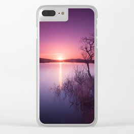 Broad Pool North Gower Clear iPhone Case