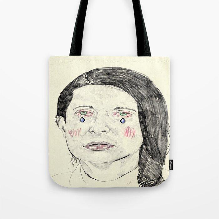 Marina Abramović Tote Bag