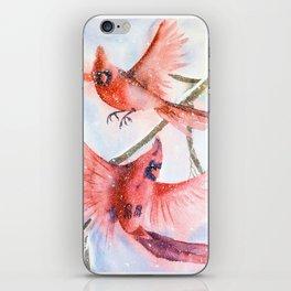 Cardinals iPhone Skin