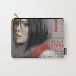 SnK Magazine: Mik Carry-All Pouch