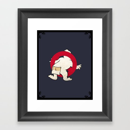 It's getting cold in here Framed Art Print