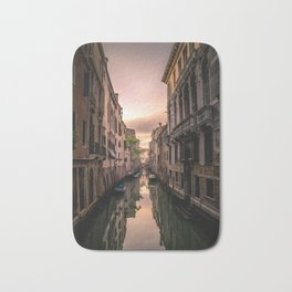 Canal of Venice Bath Mat