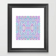 Mix #587 Framed Art Print