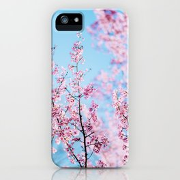 Sakura 06 iPhone Case