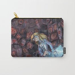 Code Romantic: Mina Poster Carry-All Pouch