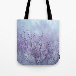 Pale Spring Tote Bag