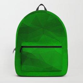 Fresh Banana Green Backpack