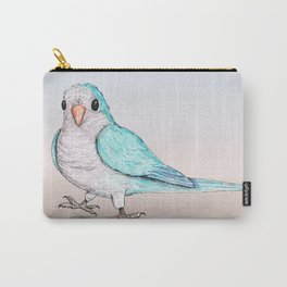 Perky parrot Carry-All Pouch