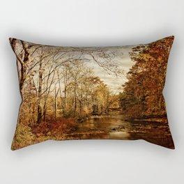 Ecstasy at the Stream Rectangular Pillow