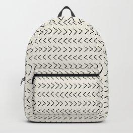 Arrows on Alabaster Backpack