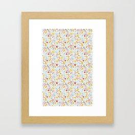 April Showers Bring May Flowers Framed Art Print