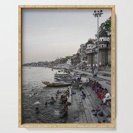 Varanasi Serving Tray