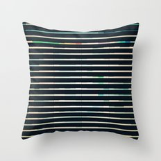 Blinds Throw Pillow