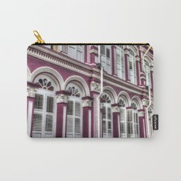 China Town Singapore Carry-All Pouch