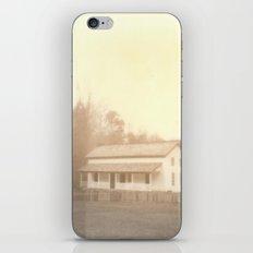 Cottage Polaroid iPhone & iPod Skin