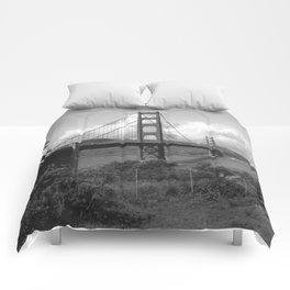 tidepool monster Comforters