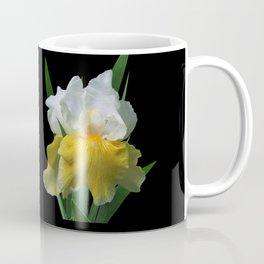 Iris 'Play to Win' on black Coffee Mug