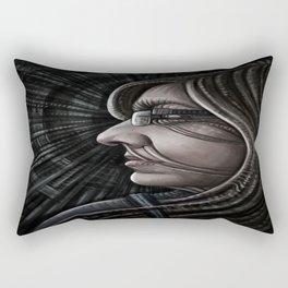 BT Looking Left Rectangular Pillow