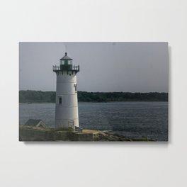 Portsmouth Harbor Lighthouse Metal Print