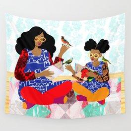 Copycat Wall Tapestry