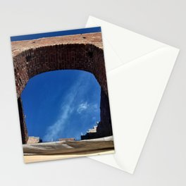 A Work of Art Reconstructed Stationery Cards