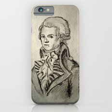 French Sketch I Slim Case iPhone 6s