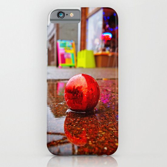 Rainy day decoration iPhone & iPod Case