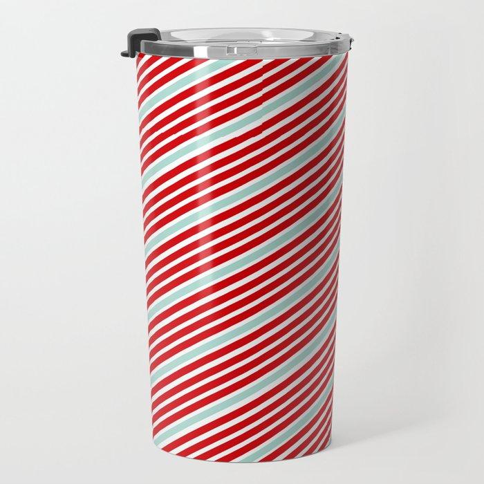 Carnival Stripes Travel Mug