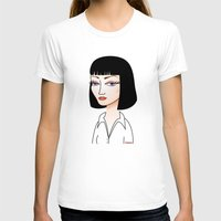 mia wallace T-shirts featuring Mia Wallace by Pendientera