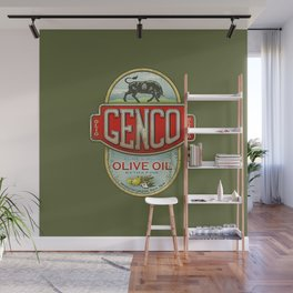 Genco Olive Oil Wall Mural