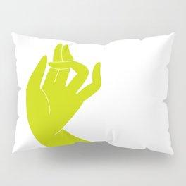 Holly Hand Pillow Sham