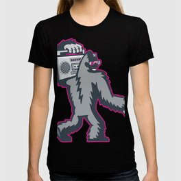 Bringin' the boom T-shirt