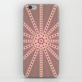 Erizo Pink iPhone Skin