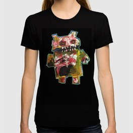 Android Zombie Art by Jack Larson T-shirt