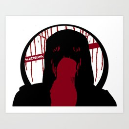 blodreina Art Print