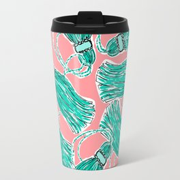 More Tassels Travel Mug