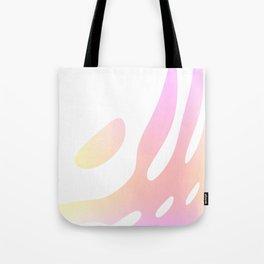 Pastel Design Tote Bag