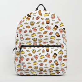 Coffee and desserts Backpack