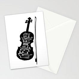 Treblemaker Stationery Cards