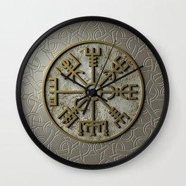 Vegvisir Rustica Wall Clock